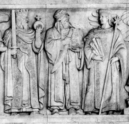 Supreme Court North Frieze