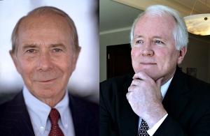 Hank Greenberg & Edward Liddy