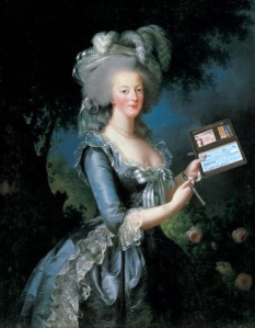 Marie Antoinette lost her head to excessive spending