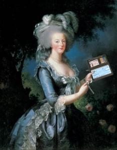 Marie Antoinette lost her head to excessive spending