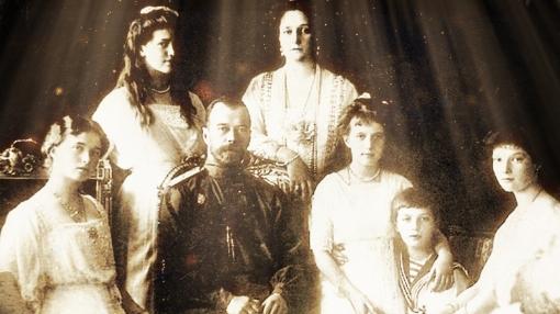 Czar_NicholasII_Family